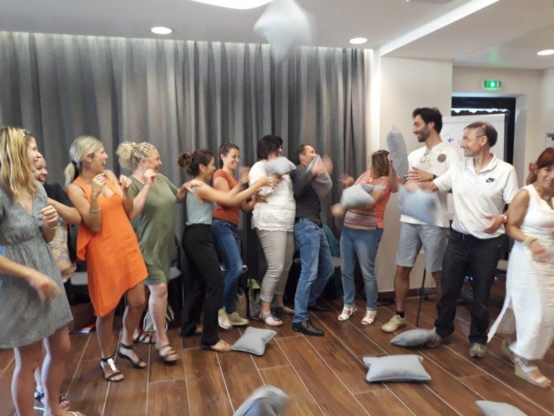 Formation en hypnose 2018