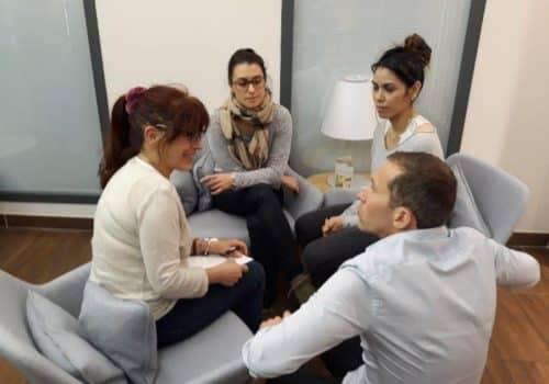 Formation en hypnose debreefing