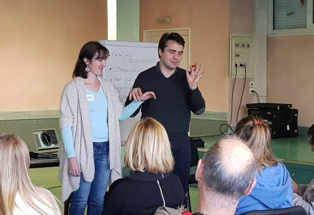 formation hypnose profonde