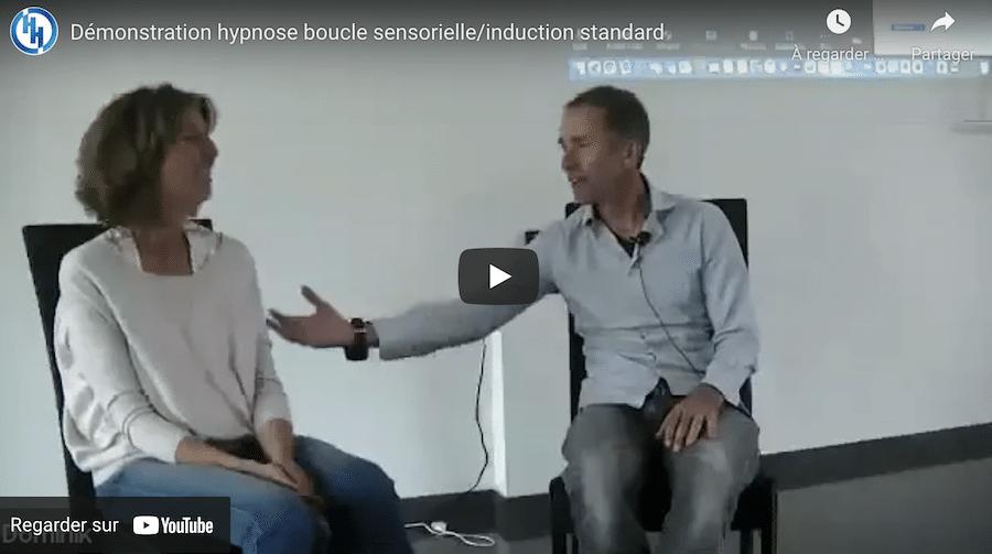 Démonstration hypnose rapide & Phénomènes hypnotiques